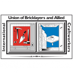 <u>Union of Bricklayers<br> and Allied Craftworkers</u>