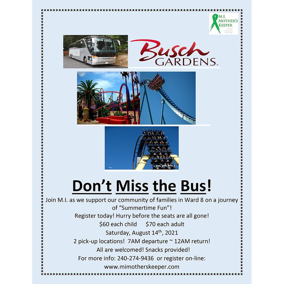 FLYER Busch Gardens2